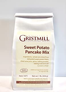 product image for Homestead Gristmill — Non-GMO Sweet Potato Pancake Mix (2 Pack)