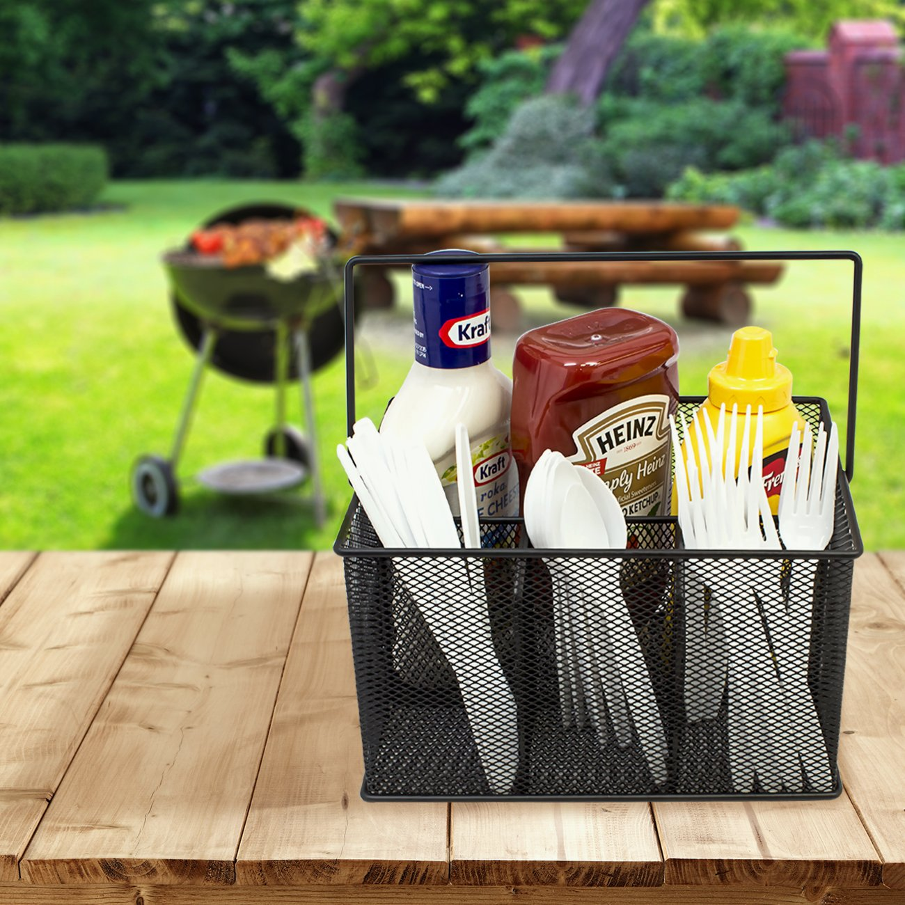 Camping Utensil Caddy