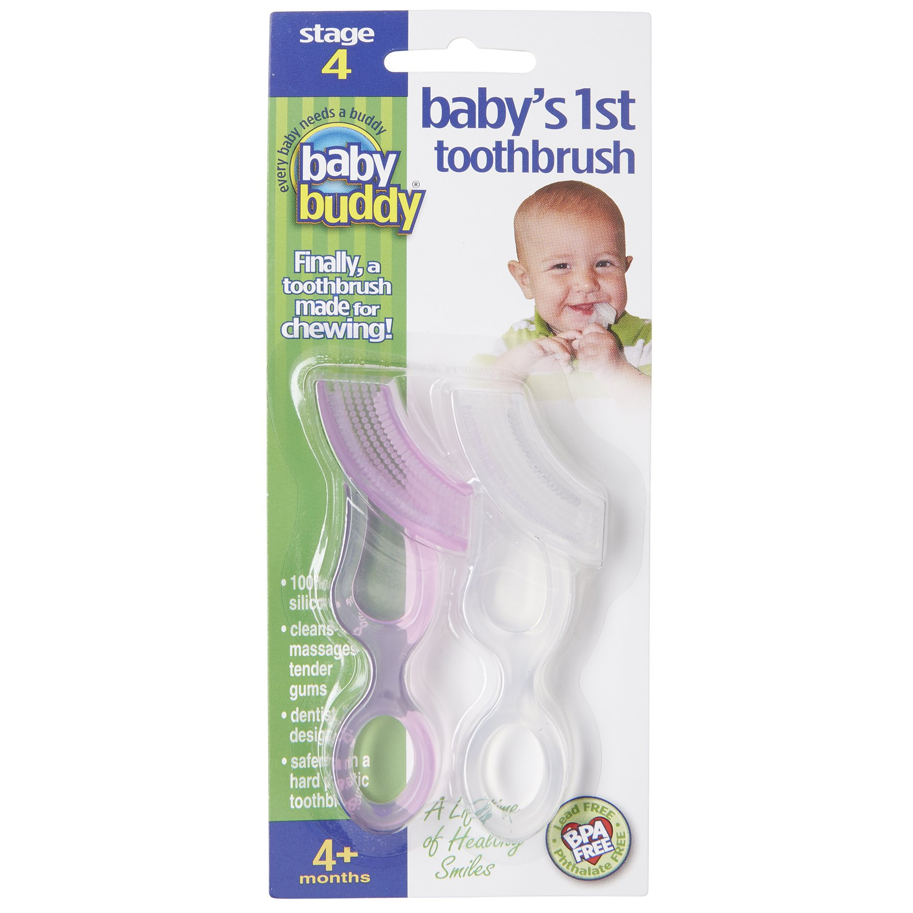 Best Rated In Baby Teether Toys Helpful Customer Reviews Mom N Bab Blouse Emily Pink Size 6t Buddy Babys 1st Toothbrush Teetherinnovative 6 Stage Oral Care System Grows With