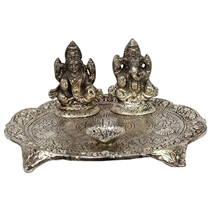 Buy Perfect Addition To Your Home Decor White Metal In Antique