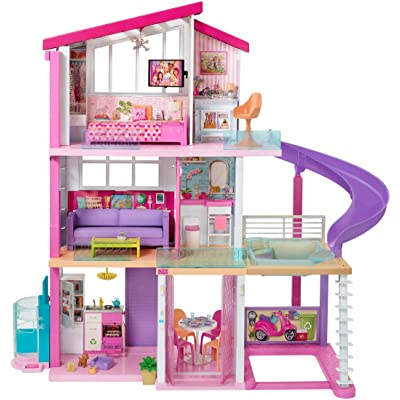 Barbie DreamHouse: Toys & Games