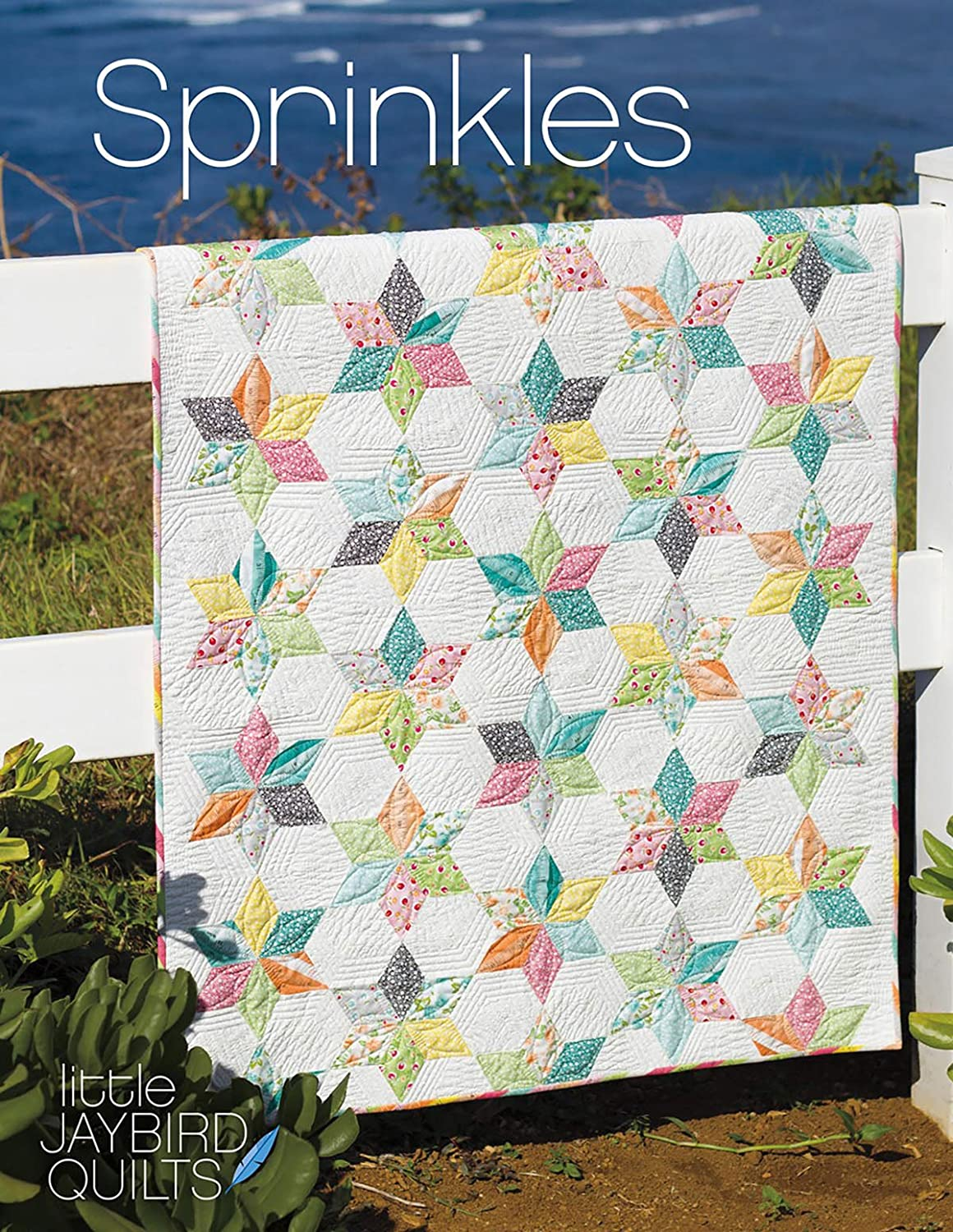 Baby Quilt Patterns.Amazon Com Jaybird Sprinkles Baby Quilt