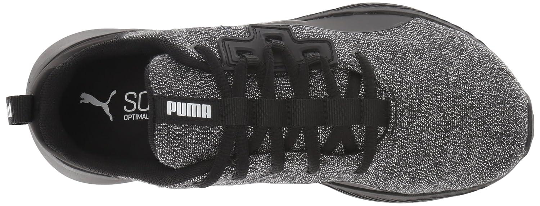 3fcb22847e5e PUMA Unisex-Kids Tishatsu Runner Knit Kids Sneaker