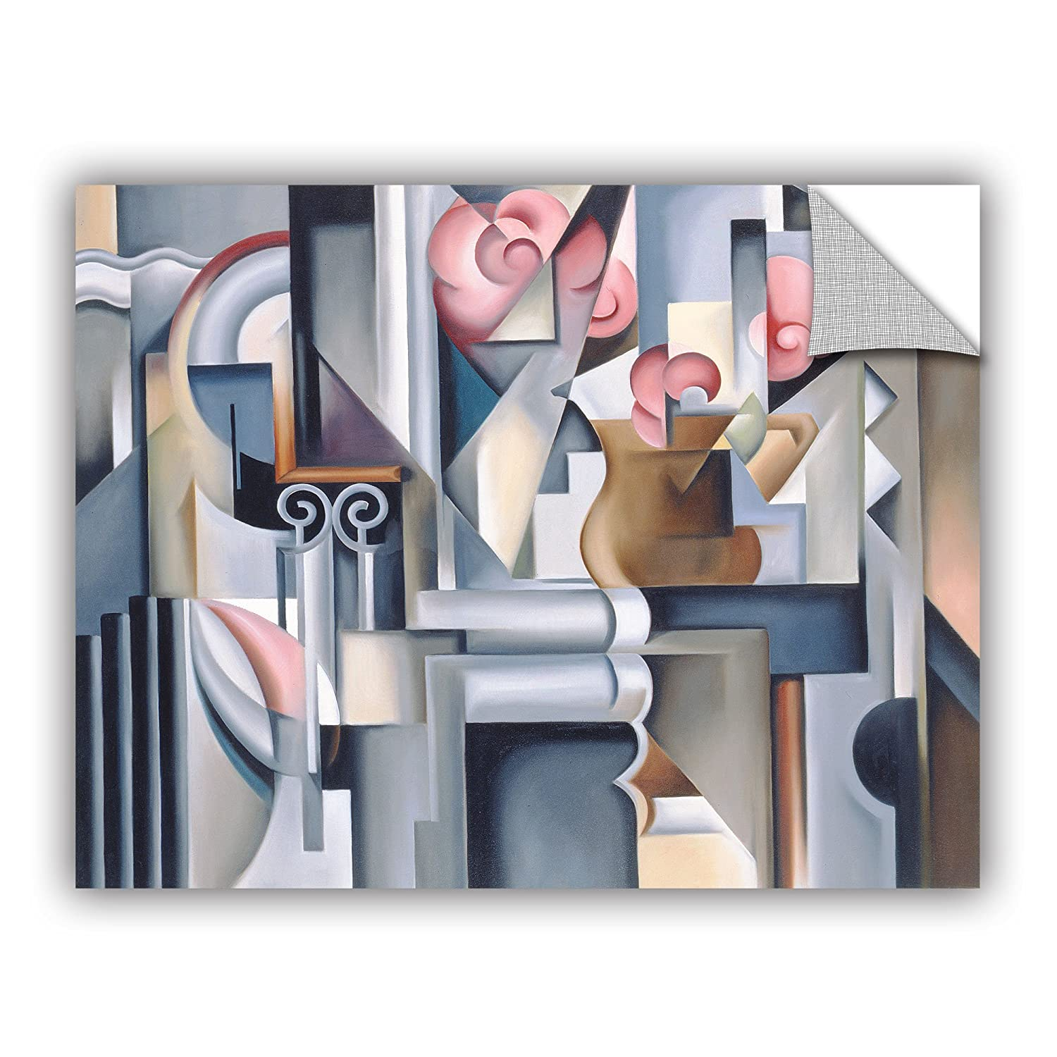 Catherine Abel Still Life With Roses Removable Wall Art Mural 18X24