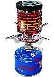 【SCGEHA】ヒーター アタッチメント キャンプ アウトドア 屋外 ストーブ 暖房 取っ手 収納袋付いてます!