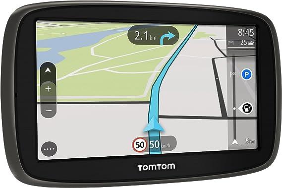 Tomtom Navigationsgerät Start 50 Europa 45 Schwarz Elektronik