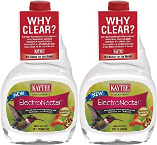product image for Kaytee Hummingbird Electro Nectar Concentrate, (2 Pack of 16-Ounce)