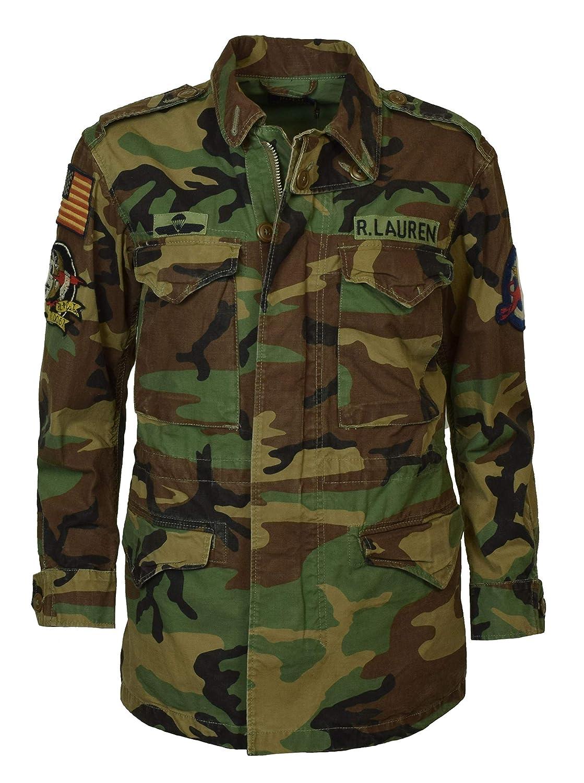 Amazon.com: Polo Ralph Lauren Womens Camo Military Style ...
