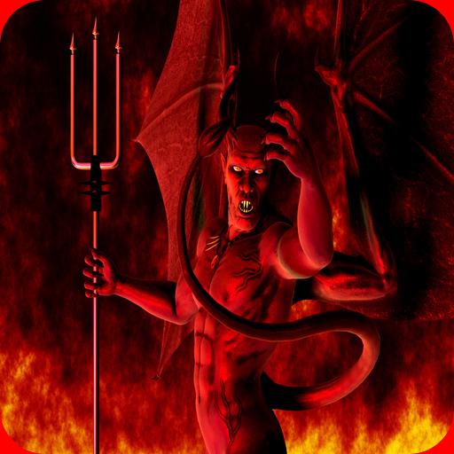Nerd V.S Satan - Run Run Satan