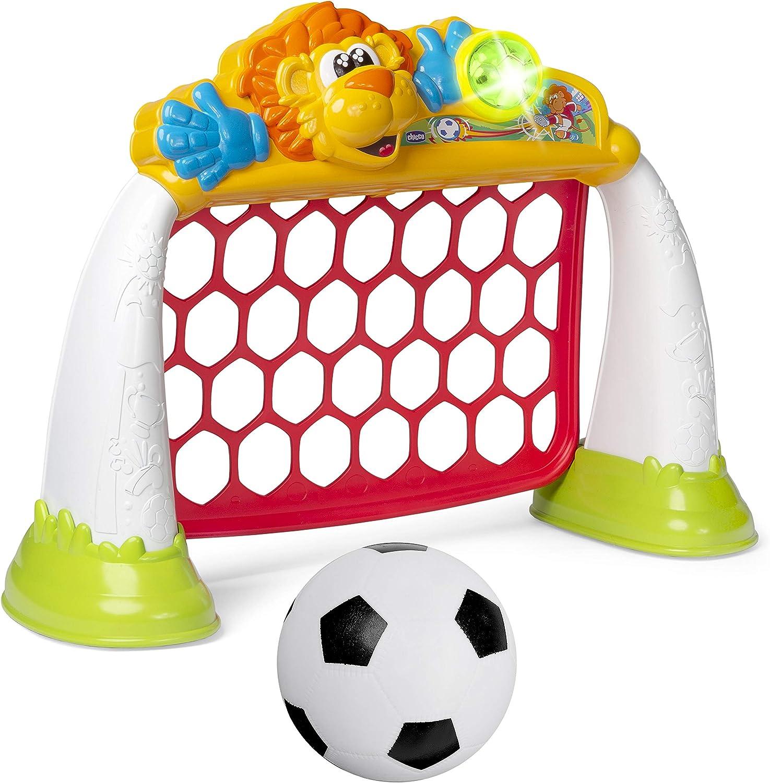 Chicco Goal League Pro - Portería de fútbol (2 a 5 años): Amazon ...