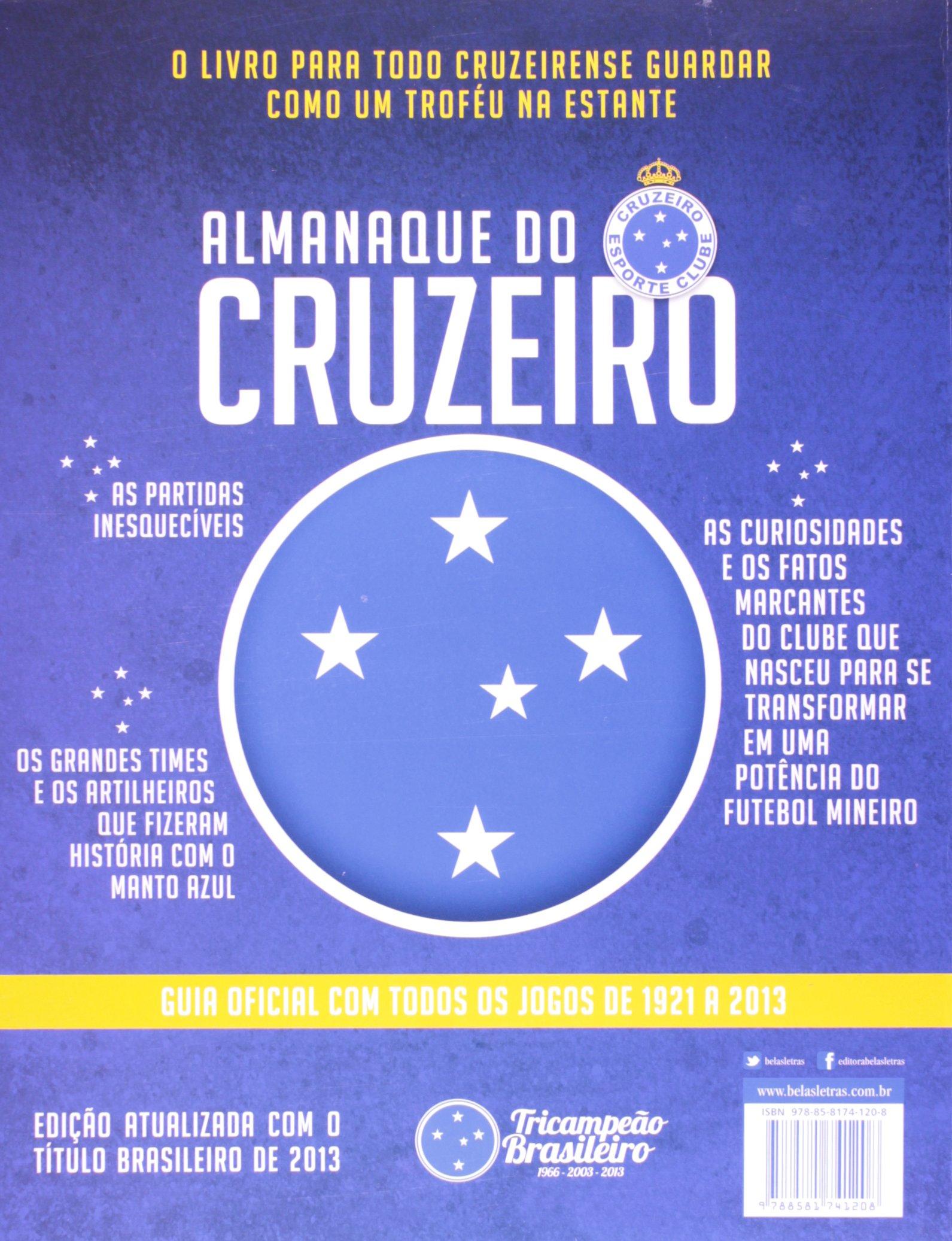 Almanaque do cruzeiro - 9788581741208 - Livros na Amazon Brasil 17b9a235263c4