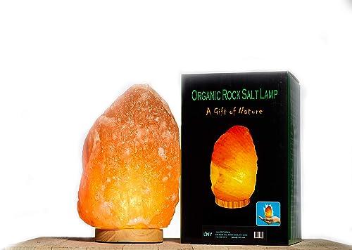 Salt lamp Orange and Pink Large