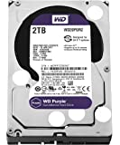"Western Digital Purple 2000GB Serial ATA III - Disco duro (2000 GB, Serial ATA III, 5400 RPM, 3.5"", Surveillance system, Unidad de disco duro)"
