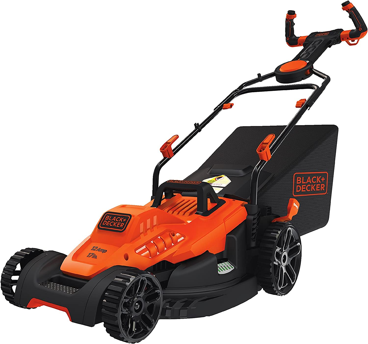 Black Decker BEMW482ES Electric Lawn Mower