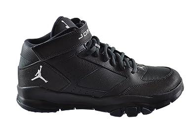 Kids - Air Jordan BCT Mid 2 Black / White-Anthracite Shoes