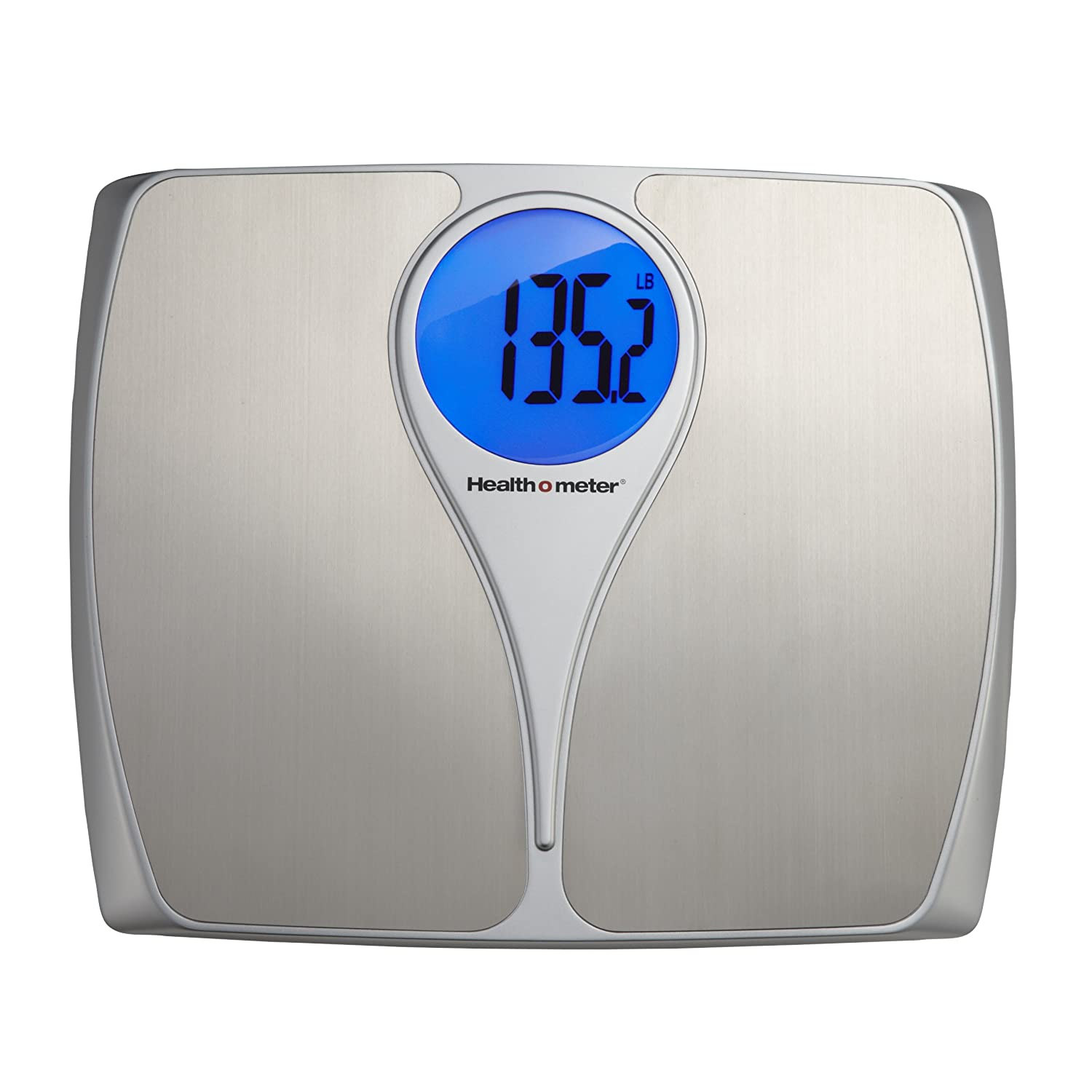 Amazon.com: Health o Meter Stainless Steel Scale with Weight Tracking,  HDM173DQ-99: Home & Kitchen