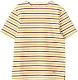 (コーエン) COEN tシャツ バスクボーダーショートスリーブカットソー 75256038014 メンズ