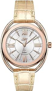 ساعة فاخرة جيجي مزينة بالاماس للنساء من جيه بي دبليو