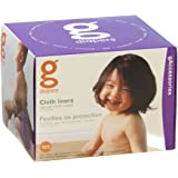 gNappies Flushable Cloth Nappy Liners (105 sheets)