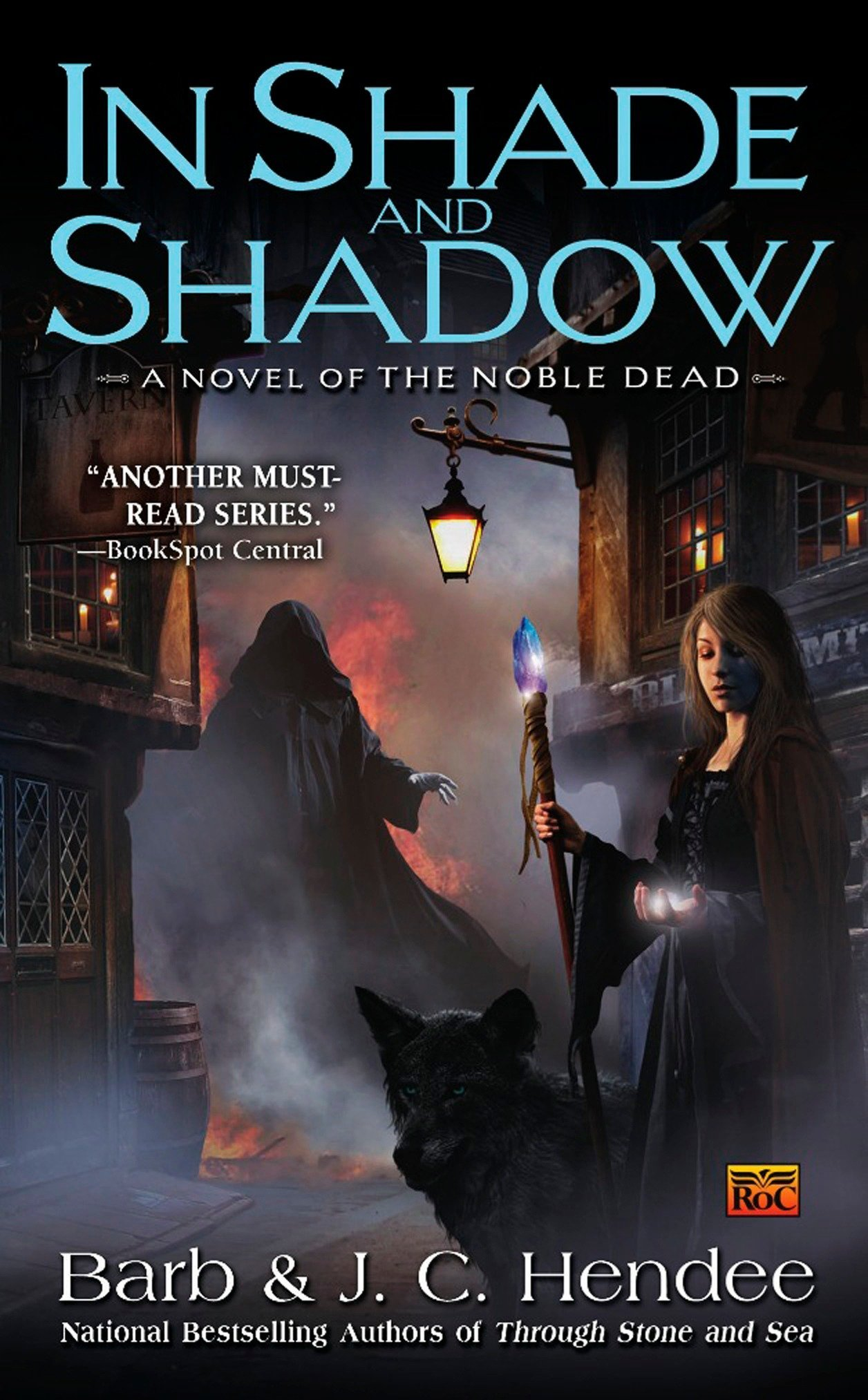 In Shade and Shadow: A Novel of the Noble Dead PDF