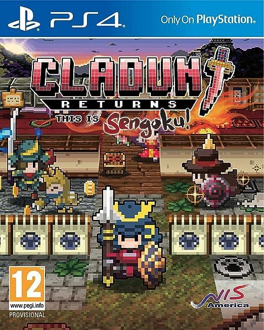 Cladun Returns: This is Sengoku!: Amazon.es: Videojuegos