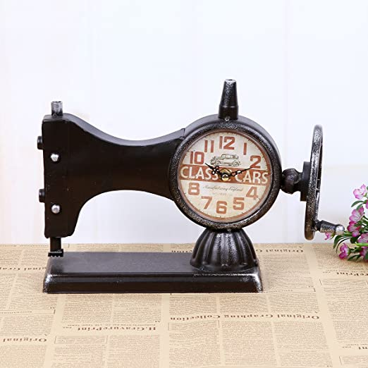 Máquina de coser MSRRY estilo reloj simple máquina de coser ...