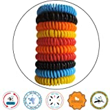 Mozzie Band non-toxic,waterproof, adjustable size