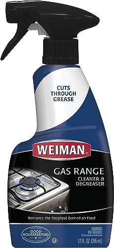 Środek czyszczący i odtłuszczający Weiman Gas Range Cleaner and Degreaser