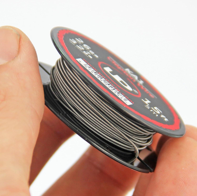 UD Wire Box Drähte für Selbstwickler Set (6 Spulen): Amazon.de ...
