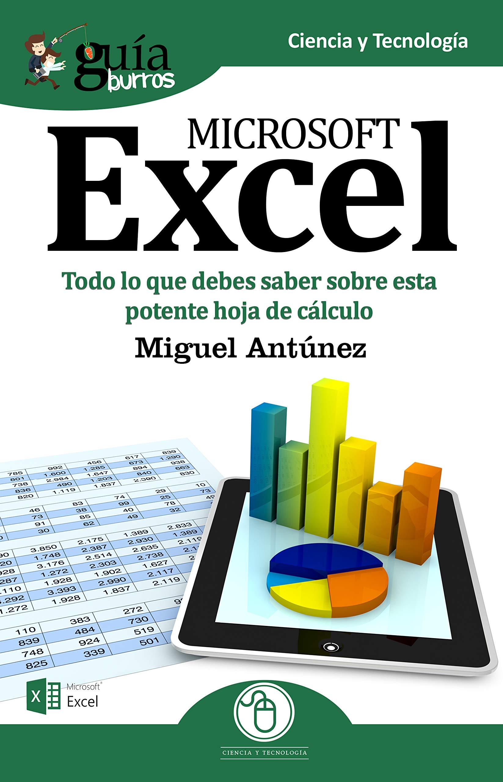 GuiaBurros Excel: Todo lo que debes saber sobre esta potente hoja de cálculo (GuíaBurros)
