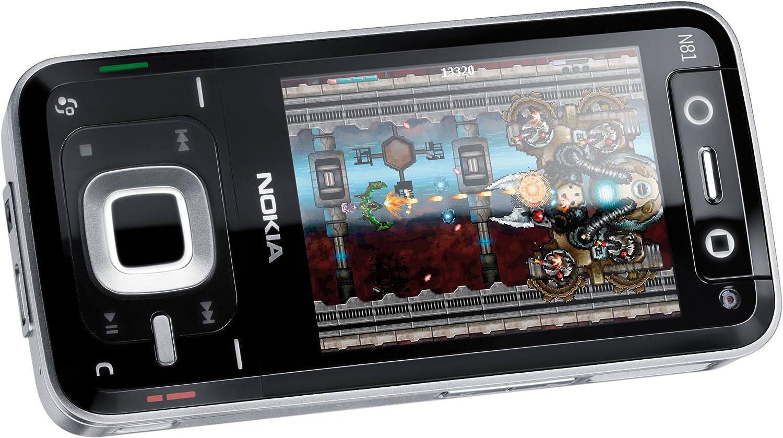 Nokia N81 8GB - Teléfono Móvil Libre - Plata: Amazon.es: Electrónica