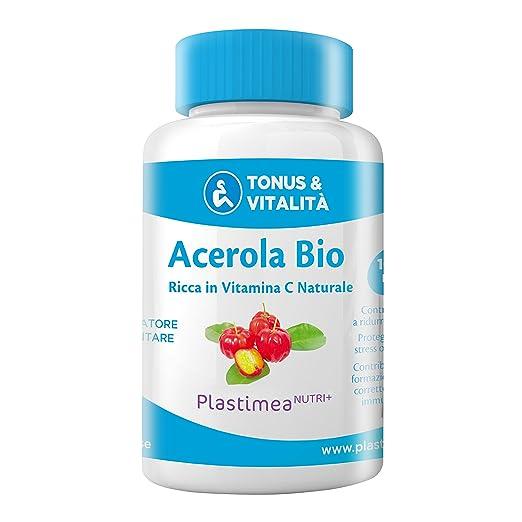 15 opinioni per ACEROLA BIO : un super concentrato di VITAMINA C! 30 pastiglie masticabili di