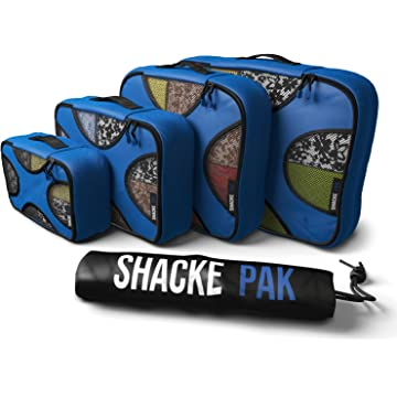best Shacke Pak Packing Cubes reviews