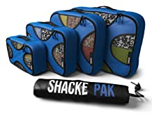 Shacke Pak Packing Cubes