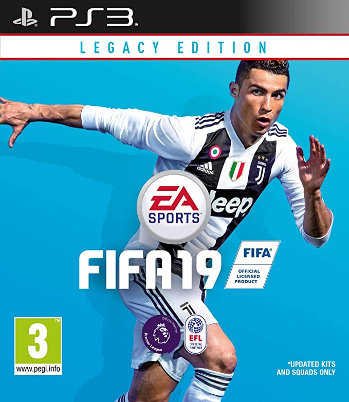 Fifa 19 Legacy Edition Ps3 Amazon Co Uk Pc Video Games