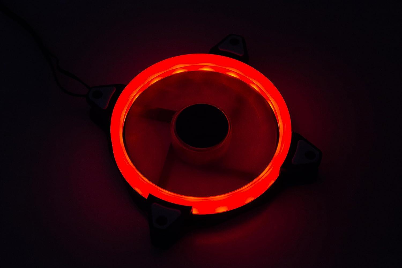 Lamptron Lamptron NASA RGB Fan 120mm 3-Pack