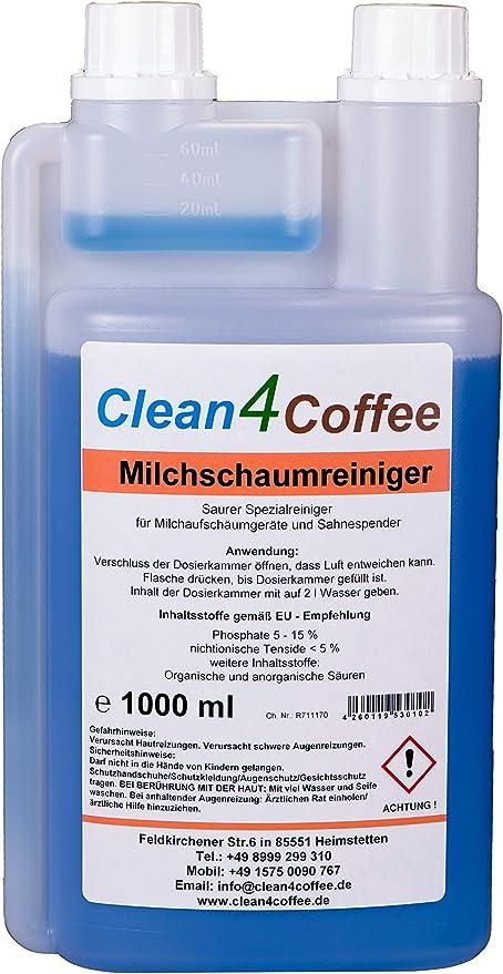 Limpiador de espuma de leche, limpiador de cappuccino, limpiador ...