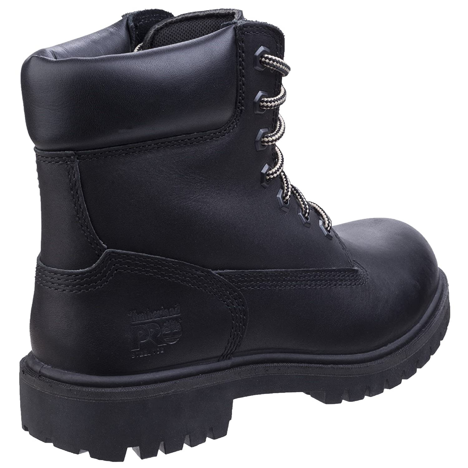 b7e029532fc Timberland Pro Direct Attach Safety Boots Womens Leather Steel Toe Cap Work  Shoes