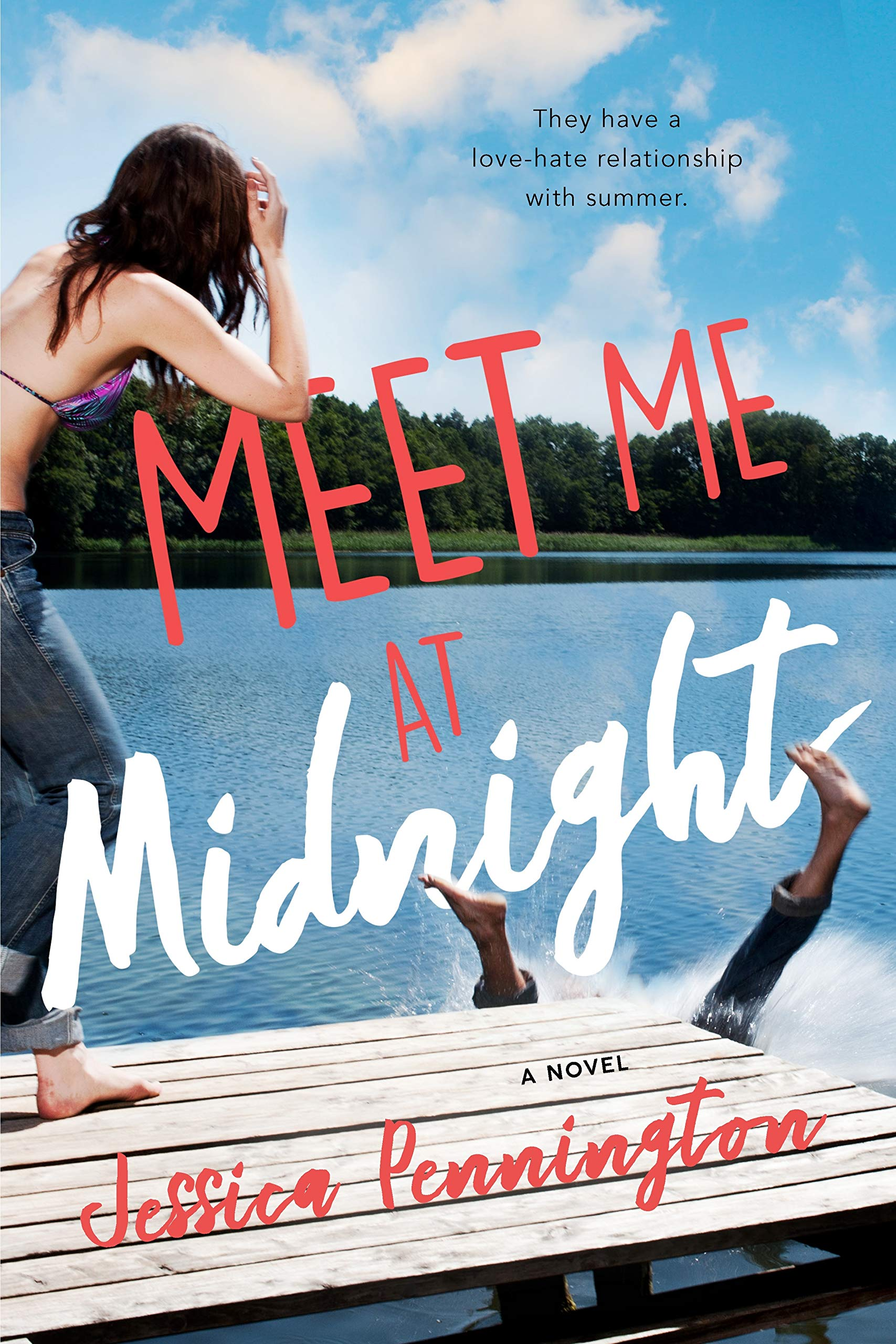 Amazon.com: Meet Me at Midnight (9781250187666): Pennington, Jessica: Books