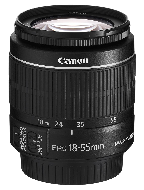 Canon EOS 60D - Cámara Réflex Digital 18 MP (Objetivo 18-55mm IS + EF 55-250mm IS): Amazon.es: Electrónica