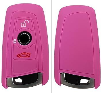 Ck Bmw Auto Schlussel Hulle Key Cover Case Amazon De Elektronik