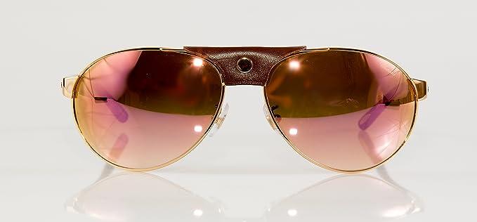 Amazon.com: Chopard sch983 300 SCH 983 24 kt oro w/rojo ...