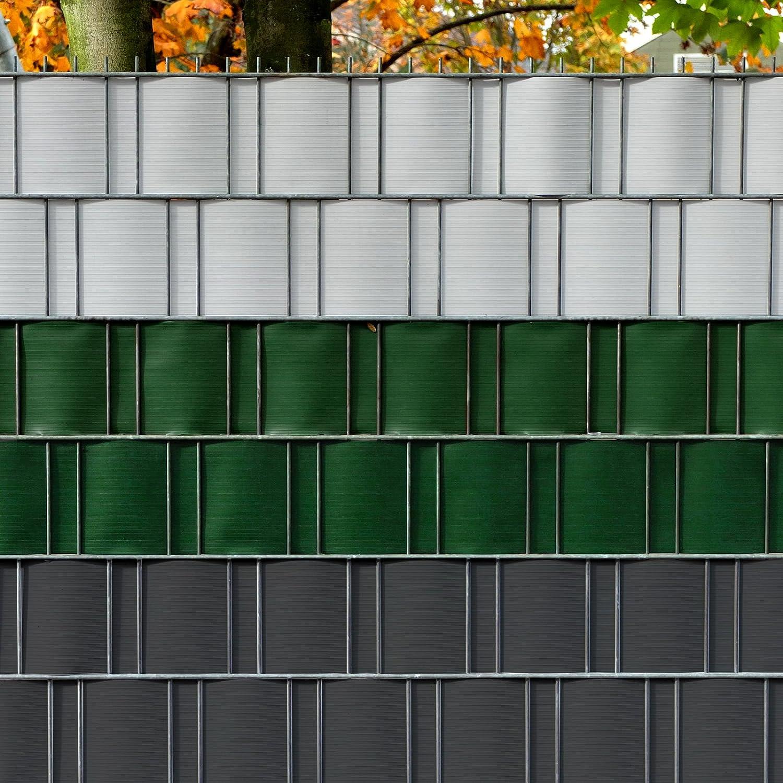 Amazon Jago Hochwertige PVC Sichtschutzstreifen Sichtschutz
