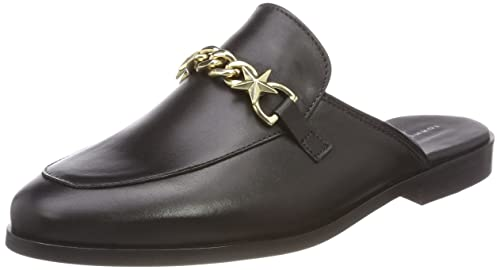 Tommy Hilfiger Feminine Slip On Loafer Chain, Mocasines para Mujer: Amazon.es: Zapatos y complementos
