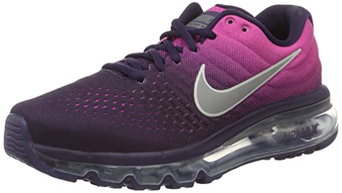 NIKE Air Max 2017 (GS) Running Trainers 851623 Sneakers Shoes (4.5 Big Kid 5fc01d9e4ec4