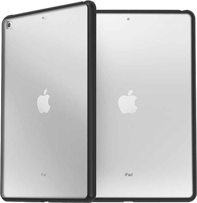 Otterbox Sleek Case Transparente Sturzsichere Schutzhülle Für Apple Ipad 10 2 Zoll 7th Gen 2019 8th Gen 2020 Schwarz Transparent Ohne Einzelhandelsverpackung Elektronik