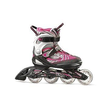 Fila Skates J-One B/G/P Patines en Línea, Niñas,