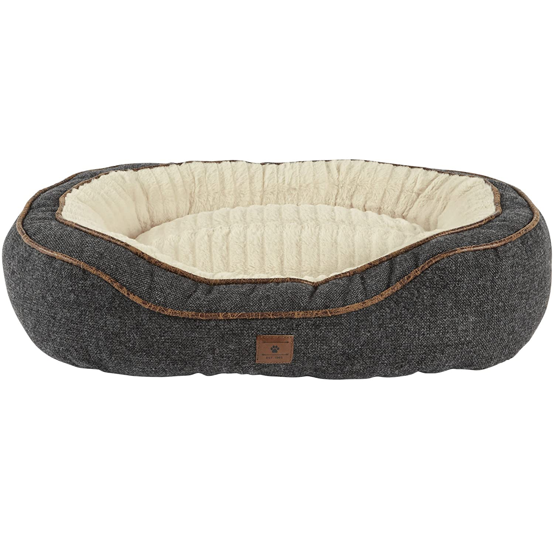 Amazon.com: Harmony gris CUDDLER memoria espuma cama para ...