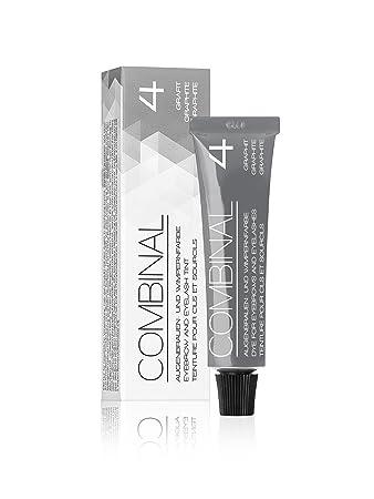COMBINAL Professional GRAPHITE – GREY Cream Hair Dye 0.5 oz