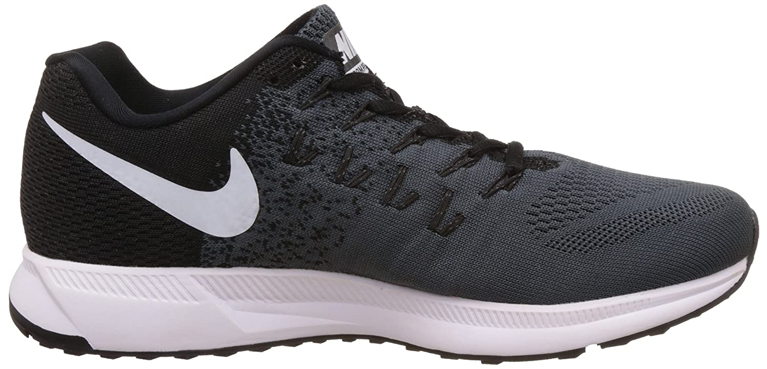 Nike Men's Air Zoom Pegasus 33 Black Running Shoes - 8.5 UK/India (43  EU)(9.5 US)(831356-001): Buy Online at Low Prices in India - Amazon.in